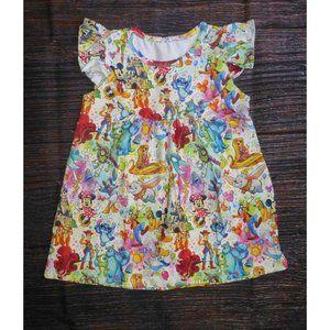 Other - Boutique Girls Disney Sleeveless Tunic Dress